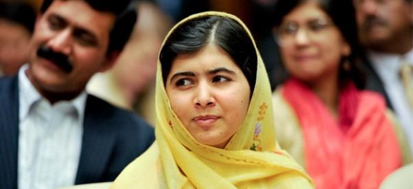 10 Frases De Malala Agraciada Com O Prêmio Nobel Da Paz Cidade